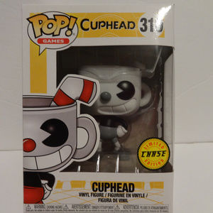 Funko Cuphead Black and White Chase